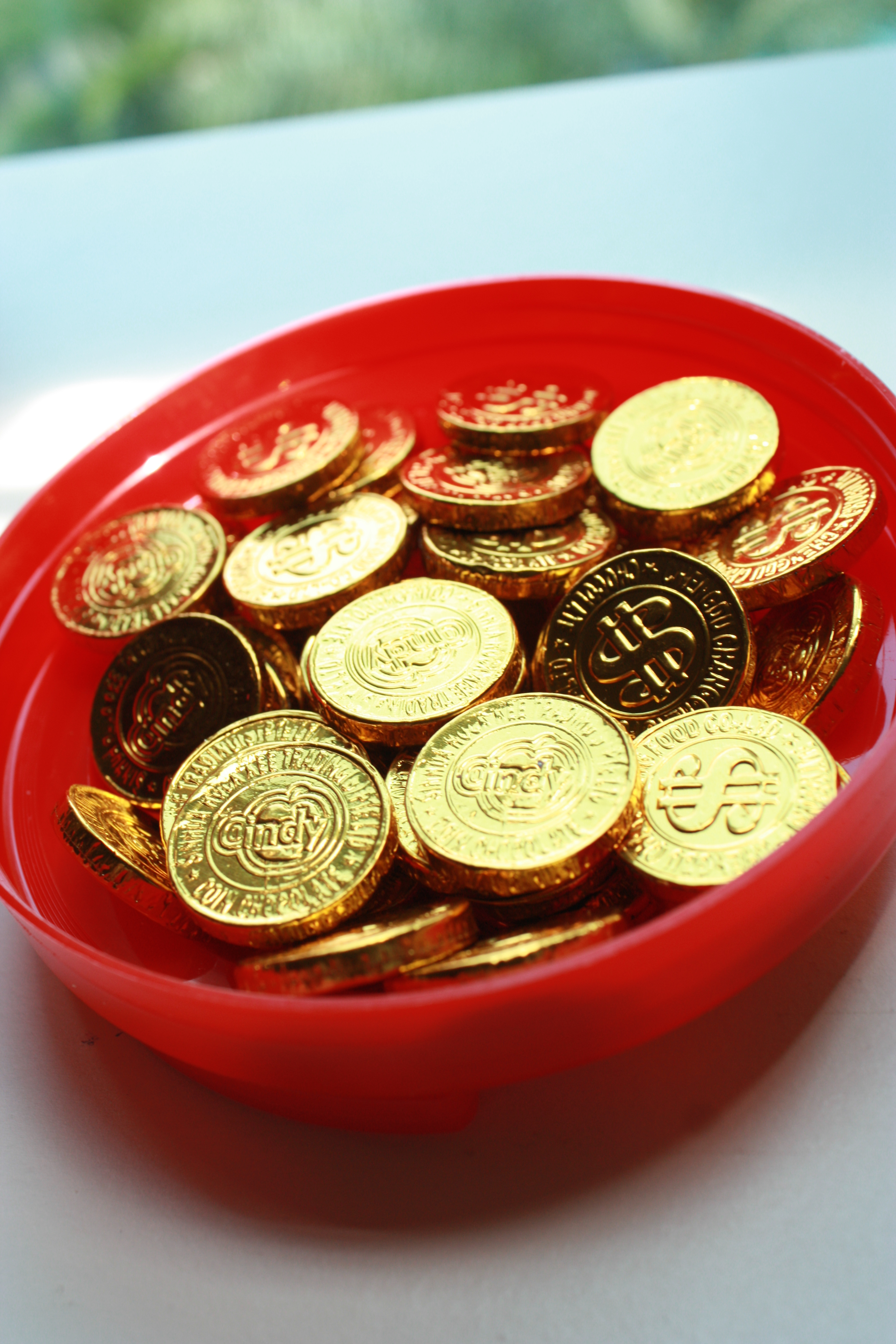 Image result for chinese new year chocolate gold coin