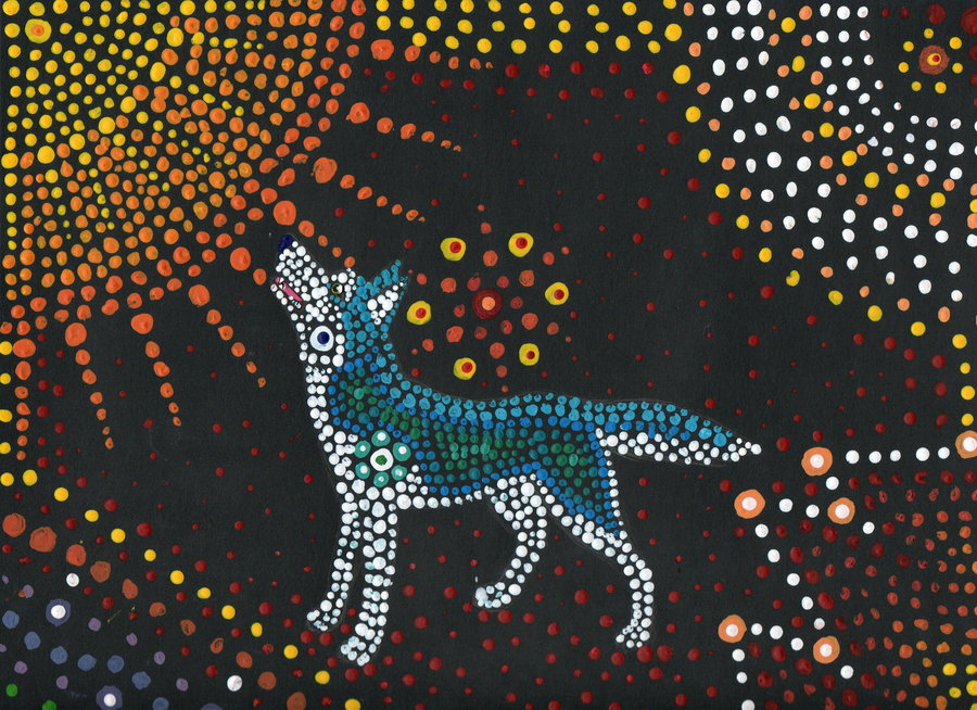 australian aboriginal dot art Qagoma's indigenous australian art collection has a focus on contemporary art, including paintings, sculpture, printmaking, photography, video and installation queensland art gallery | gallery of modern art contemporary aboriginal fibre art.